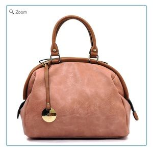 Handbags - NEW Fashion Zipper Doctors Satchel